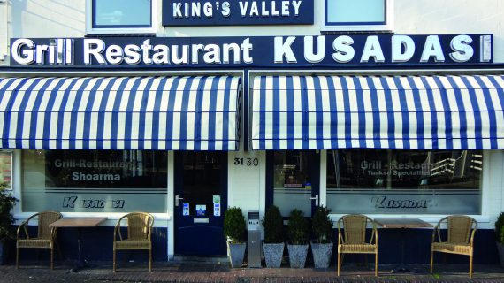 Grill Restaurant King's Valley Kusadasi